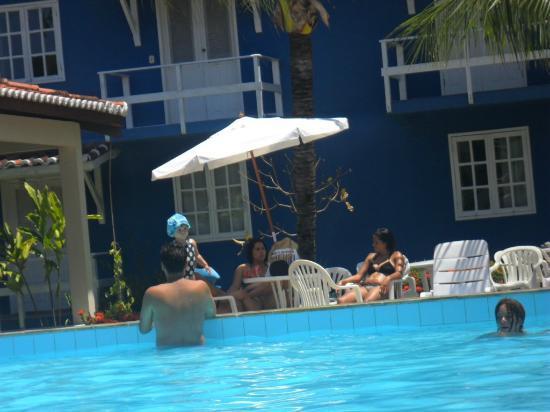 Atlântida Park Hotel: piscina