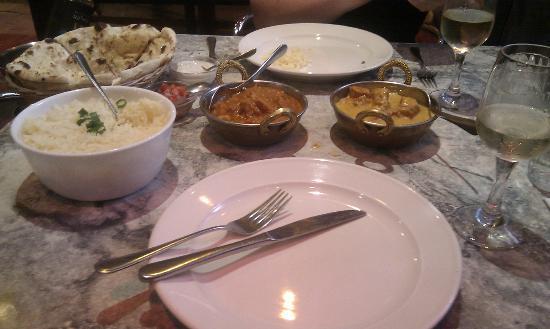 Sitar Indian Restaurant: Sitar Kenmore