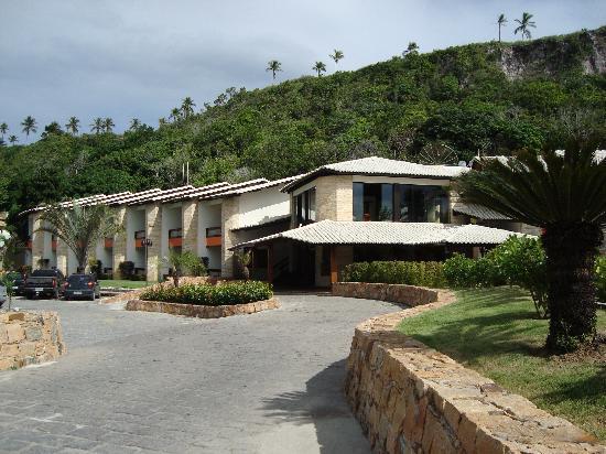 Quinta do Sol Praia Hotel: hotel