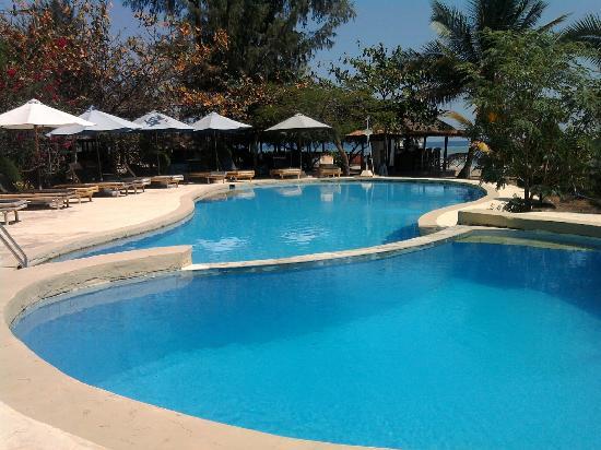 Gili Air Resort: swimming pool