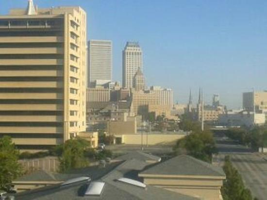 Ambassador Hotel Tulsa, Autograph Collection: View of the Tulsa skyline