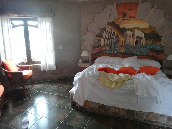 Matices Hotel de Barricas: номер