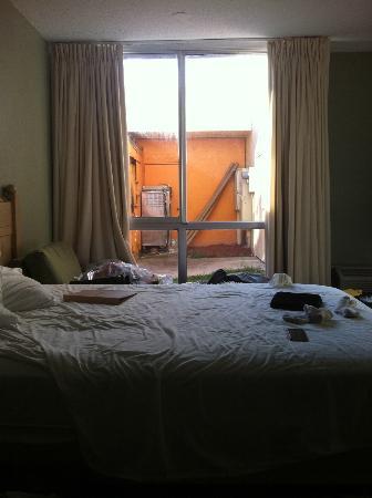 Floridian Express Hotel: Visão do quarto 1407