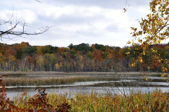 Kettle Moraine State Forest: Butler lake