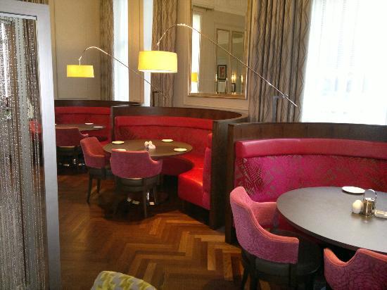 Hotel Indigo Glasgow: restaurant