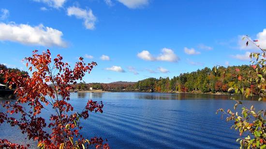 Motel Long Lake and Cottages: Long Lake