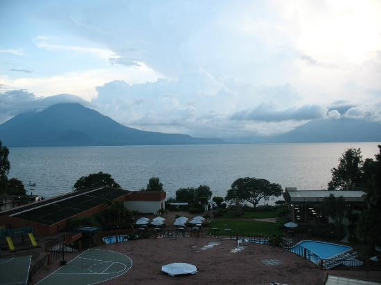 Porta Hotel Del Lago: View from our room