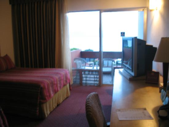 Porta Hotel Del Lago: Our 5th Floor room