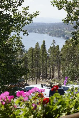 Grand Lake Lodge: View from lodge