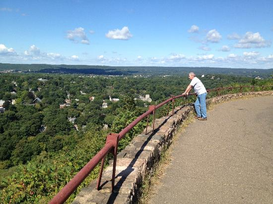 East Rock Park: what a view!