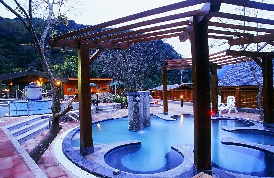 峇里森林溫泉渡假村