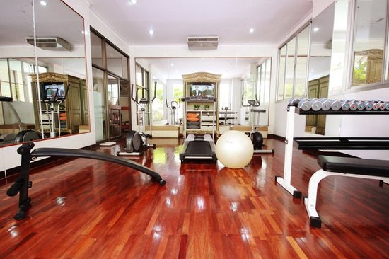 Asoke Residence Sukhumvit: Fitness Center