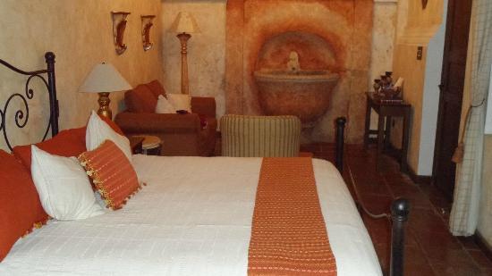 Hotel Los Pasos: Nuestra habitacion