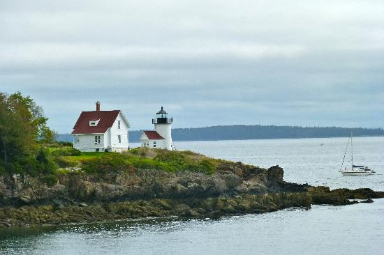 Hartstone Inn & Hideaway: Lighthouse