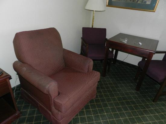 """Briarwood Inn: This is the """"lounge chair"""""""