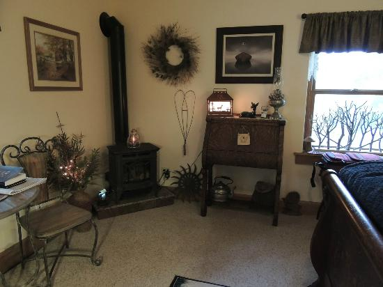 Westview Bed & Breakfast : Oak Creek Room