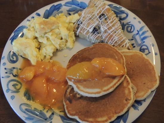 Westview Bed & Breakfast : Delicious Breakfast