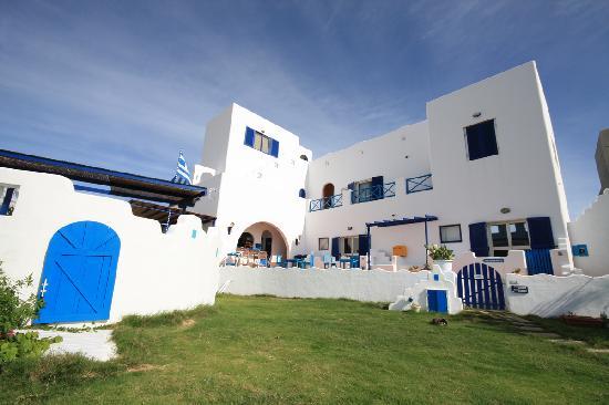 Greek Frontier Villa: Greek Frontier Hostel