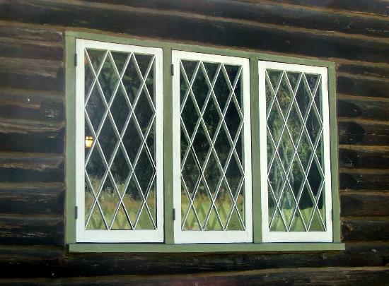 Diamond Pane Windows Stickley Museum