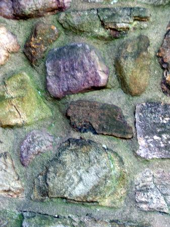 The Stickley Museum at Craftsman Farms: PUDDING STONE USED IN MAIN HOUSE