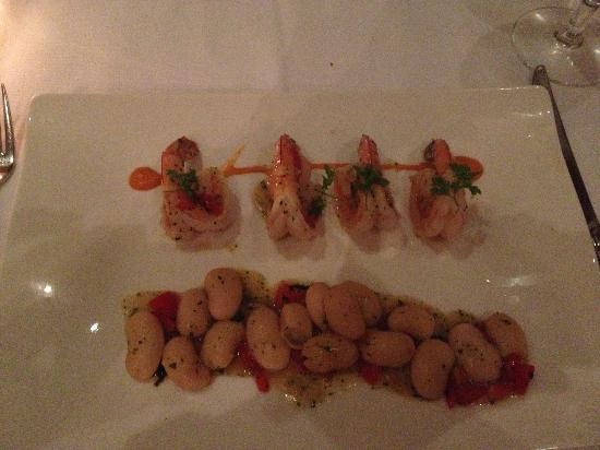 Ibiza Restaurant: Prawns