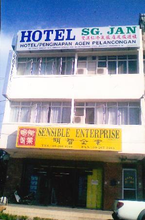 Hotel Sungai Jan