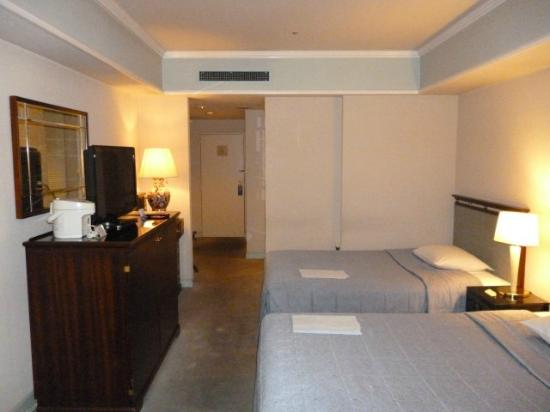Kurashiki Royal Art Hotel: 部屋