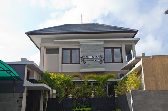 Sri Ratu Villas and Boutique Hotel : Sri Ratu Villas