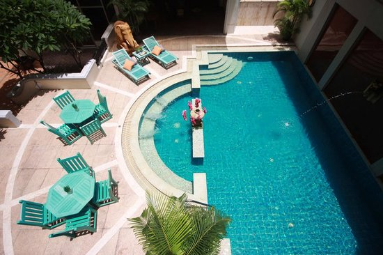 Asoke Residence Sukhumvit: Swimming Pool