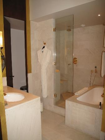 Park Hyatt Paris - Vendome: Great bathroom
