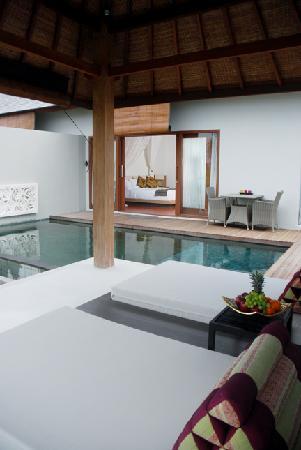 Interior Kamar Tidur Bali  best private pool at bali review of water edge villa