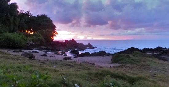 Drake Bay Wilderness Resort: Sunset