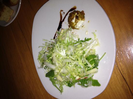 Bricco Trattoria : Delicious salad