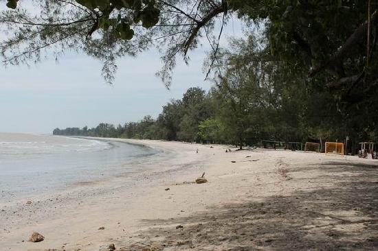 Johor, Malasia: Tunjuk Laut Beach Resort