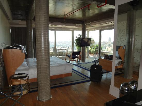 Witt Istanbul Suites: Room 61--WOW!