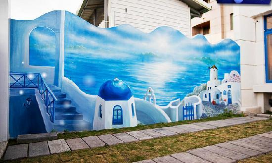 Love in Aegean Sea Homestay: Qingding Aiqing Hai