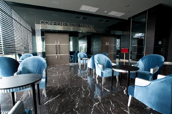 Pariss Hotel: Conference Lounge