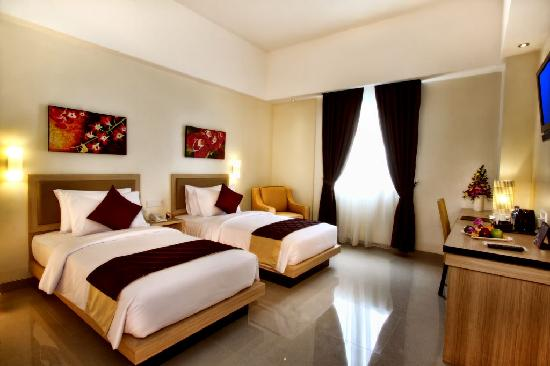 Harga Kamar Hotel di Tengah Pontianak - Harga Mulai Rp82,645