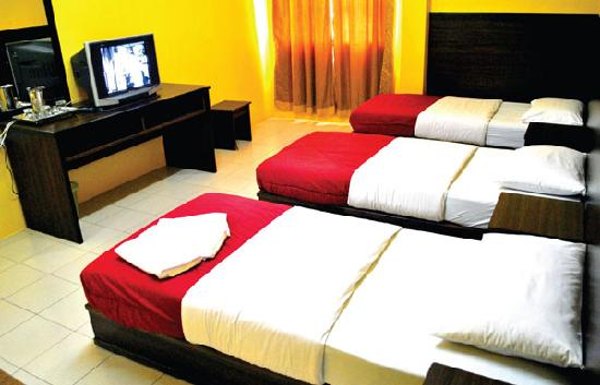 Abby Hotel Kanthan