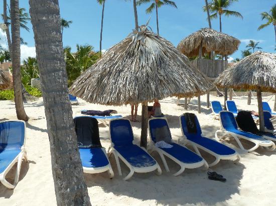 Majestic Elegance Punta Cana Nice Beach Chairs