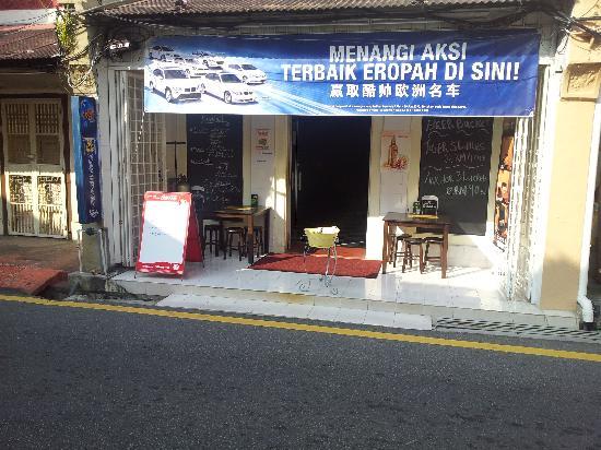 Merchant Cafe Guesthouse