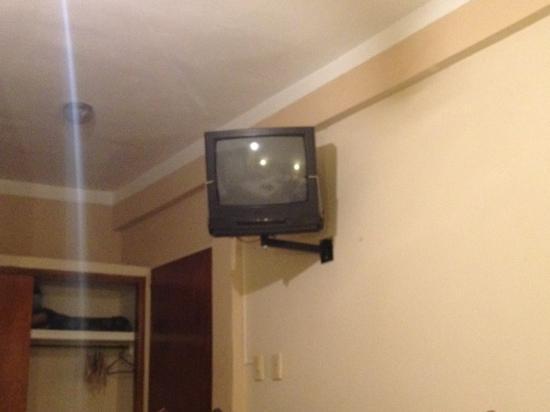 Termas de Rio Hondo, Argentina: las tv son viejas!!!!