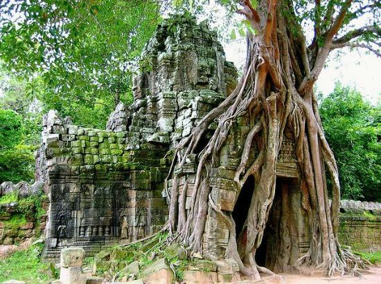 Angkor Transport Services - Day Tours: Angkor Thom Area