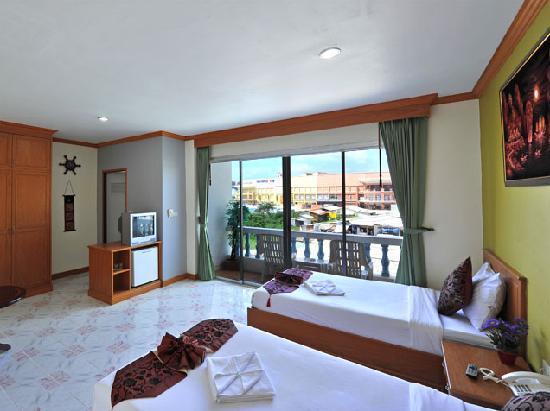 เล็กพงษ์ เกสท์เฮ้าส์: Lekpong Guesthouse