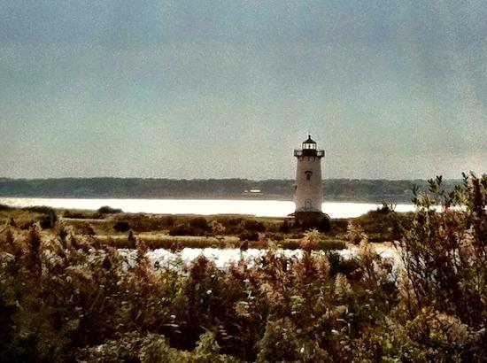 Edgartown Lighthouse: Edgartown Harbor Light