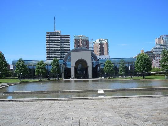 Fukuoka City Museum : 博物館