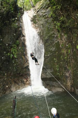Rappel Picture Of Outdoor Adventure By Vallarta