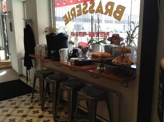 Brasserie Rendez-Vous : lunch