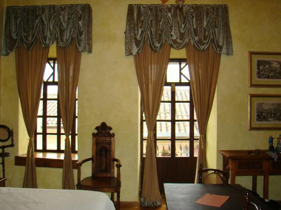 Hotel Casa del Aguila: The suite