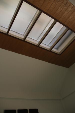 Palita Lodge: The ceiling